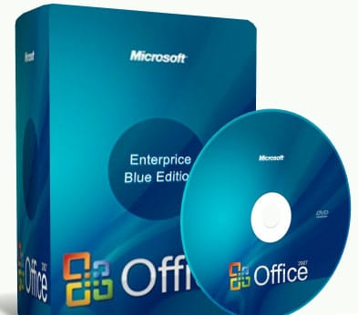 MS Office 2007 (Blue Edition)
