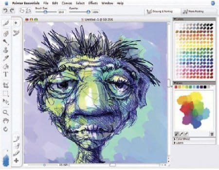 Corel Painter 11 русский
