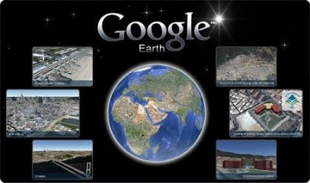 Google earth 2011 Rus