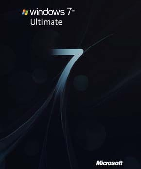 Windows 7 версия Ultimate