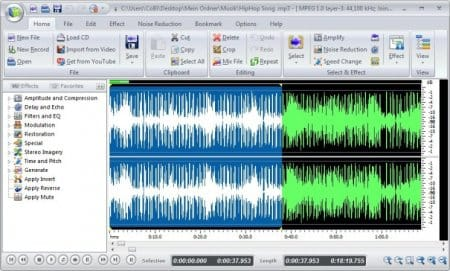 Power Sound Editor free 7