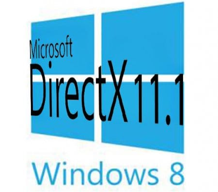 DirectX для Windows 8