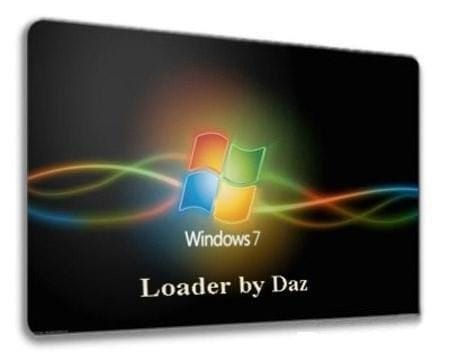 Windows 7 Loader 2.1.8 by Daz