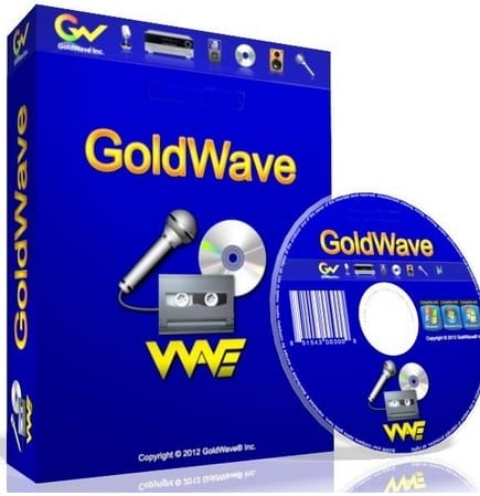 Goldwave v5.7 + Portable