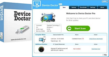Device Doctor 2.0