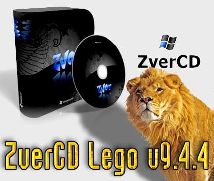 Windows ZverCD Lego 9.4 4