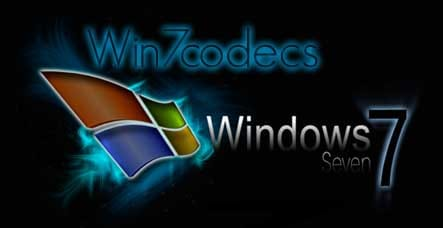 Win7codecs - кодеки для windows 7