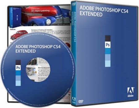 Adobe Photoshop CS4 Extended версия 11.0.1 Final